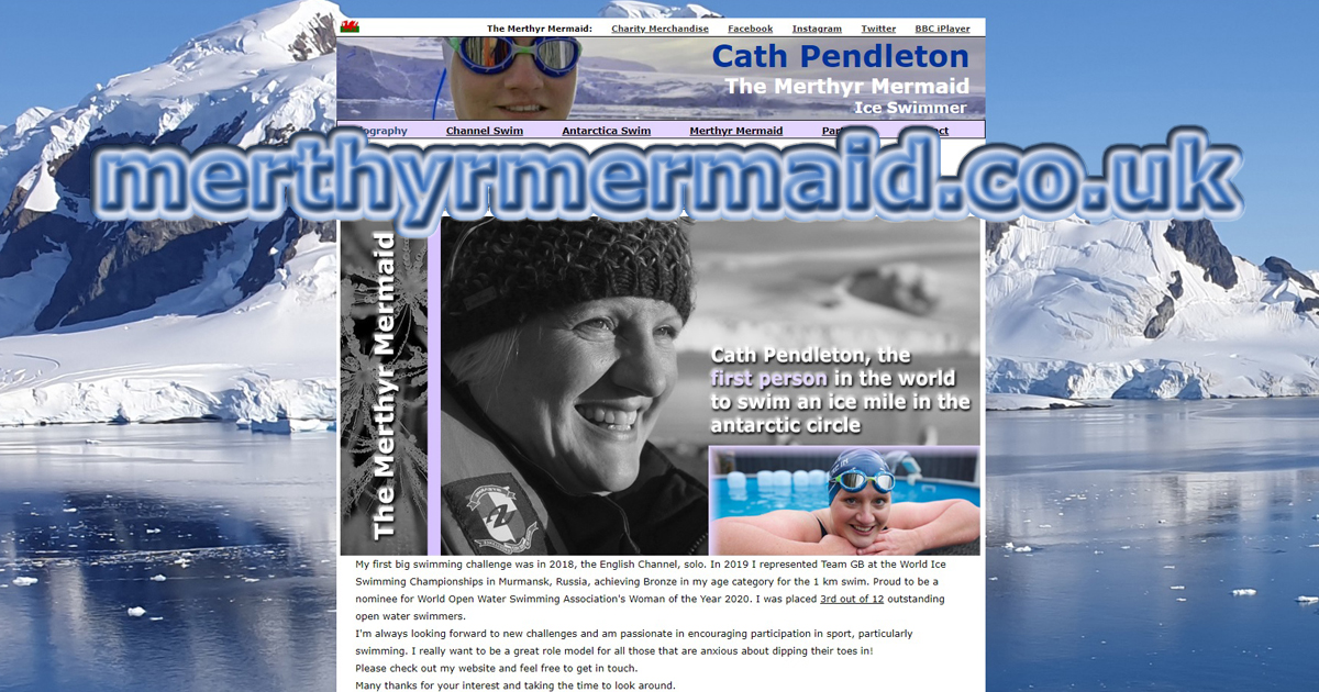 Find out more about Catherine Pendleton